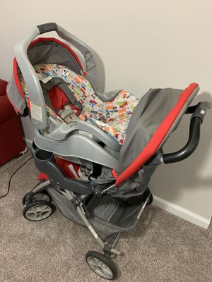 Graco baby stroller set for Sale in Alpharetta, GA