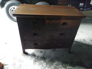 Antique dresser over a hundred years old for Sale in Trenton, MI