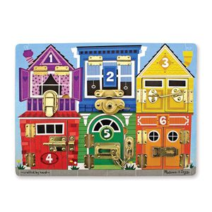 Melissa And Doug Wooden Latches Board for Sale in Fairfax, VA