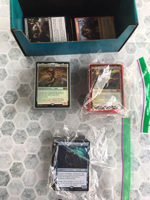 Magic the gathering cards for Sale in FAIRMOUNT HGT, MD