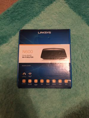 Wi-Fi Router N600 for Sale in Murfreesboro, TN