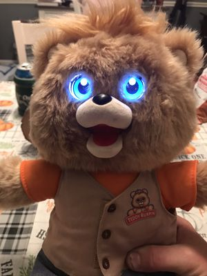 Teddy ruxpin /Bluetooth app talking bear for Sale in Philadelphia, PA