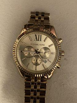 Michael Kors Rose Gold Men's Watch for Sale in Meridian,  ID