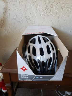 Specialized SIERRA Bike Cycling WOMENS Helmet hat size 6 1/4 to 7 1/4 50-58cm for Sale in Tampa, FL