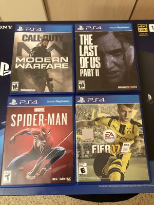 PS4 Games for Sale in Niles, IL
