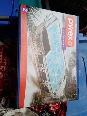 Pyrex seasonal serveware. for Sale in Vancouver, WA