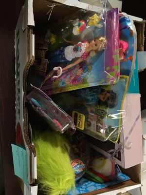 BRAND NEW LOT OF GIRLS TOYS!!!! for Sale in Ontario, CA