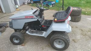 Parting out craftsman riding mower for Sale in Seattle, WA