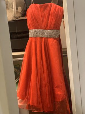 RED Pre teen Prom/ Holiday Dress. ( Large) for Sale in Brooklyn, NY