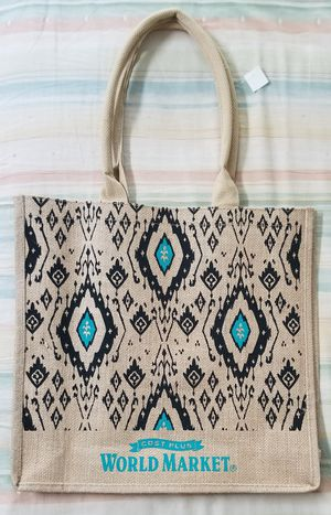 Jute Tote Bag ($15 each) for Sale in Hilliard, OH