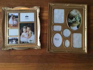 Gold picture frames - never used for Sale in San Diego, CA
