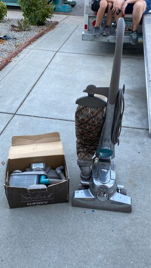 Kirby vacuum and shampoo kit for Sale in Adelaide, CA