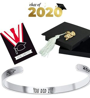 """Graduation Gift - """"You Did It"""" Bracelet for Sale in Columbus, OH"""