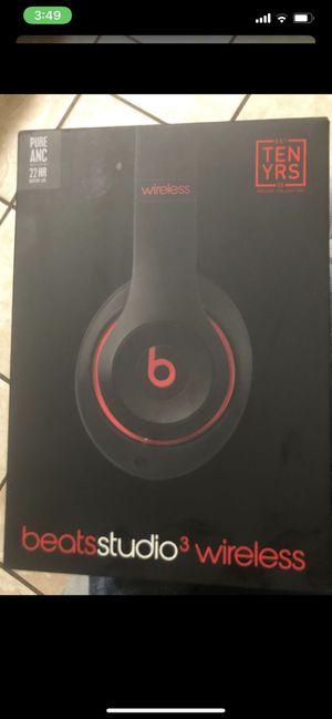 Beats studio 3 $200 for Sale in St. Cloud, FL