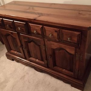 Dining room Side Table Solid Pine for Sale in Lexington, MA