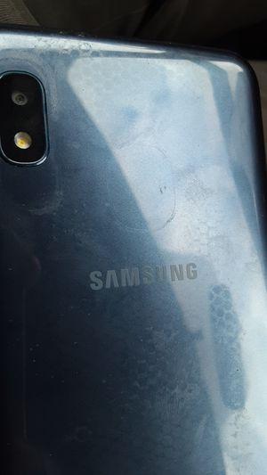 Samsung a10 e unlocked , samsung j unlocked unlocked . 2 phones for 65 $ for Sale in Columbus, OH