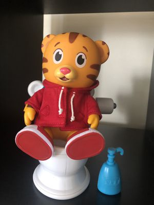 Daniel tiger potty training toy for Sale in Lakewood, CA