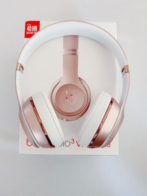 New, Open Box Beats Solo 3 Headphones for Sale in Los Angeles, CA