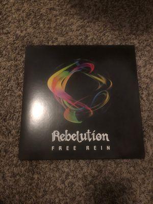 Rebelution free rein vinyl for Sale in Reedley, CA