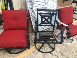 3 piece outdoor patio furniture for Sale in Durham, NC