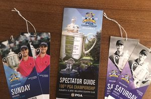 Tickets - 100th PGA Championship August 6-12, 2018 (Saturday and Sunday) for Sale in St. Louis, MO