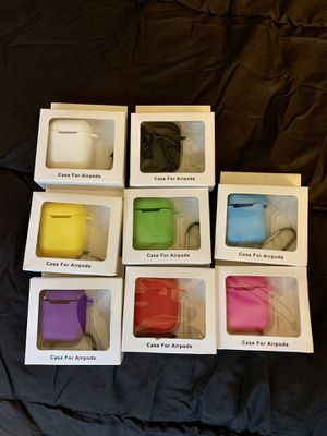 Airpod Cases all kind of colors to match your style for Sale in Houston, TX