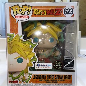 Limited Edition Super Saiyan Broly Funko POP! for Sale in Laveen Village, AZ