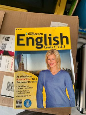Learn English for Sale in Fontana, CA