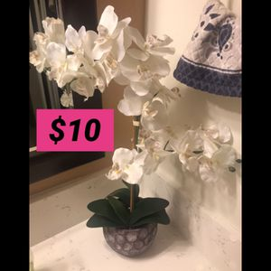 Artificial Orchid Arrangement for Sale in Fountain Valley, CA