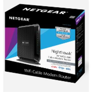 NETGEAR Nighthawk AC1900 WiFi Cable Modem Router (C7000) for Sale in Homestead, FL