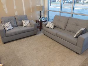 Sofa and loveseat💧💧💧💧💧💧 for Sale in Dallas, TX
