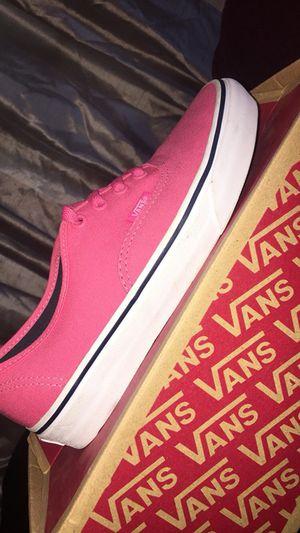 Pink Vans for Sale in Houston, TX