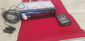 Pioneer MVH-S501BS Bluetooth media receiver (no cd) for Sale in Gilbert, AZ