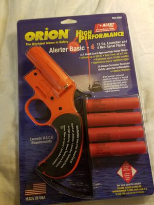 Brand new orion high performance flair gun for Sale in Tacoma, WA