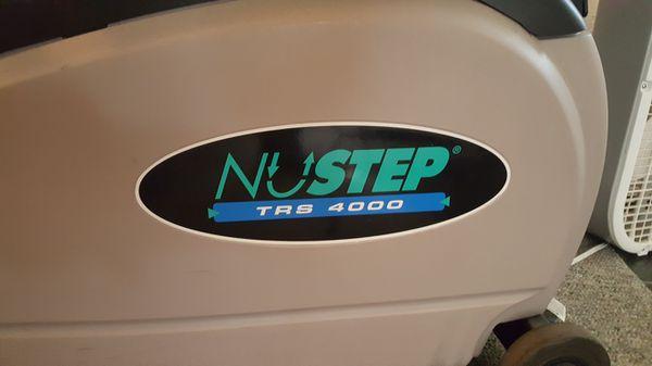 NuStep TRS 4000