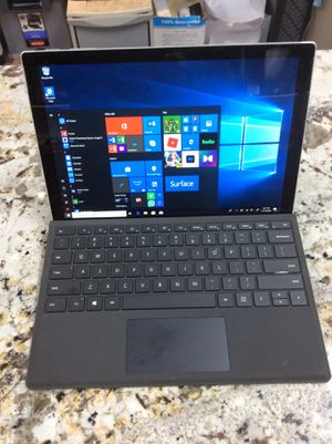 Microsoft Surface Pro 5 w charger for Sale in Everett, WA