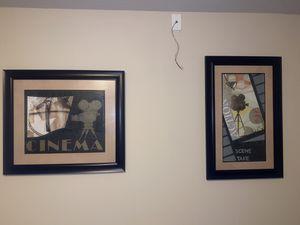 Cinema room decorations for Sale in BROOKSIDE VL, TX