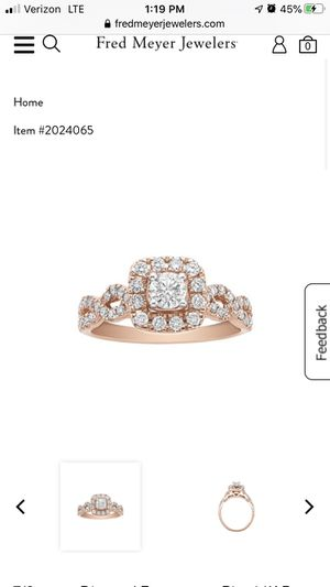 Engagement ring from Fred Meyer Jewelry for Sale in Buckley, WA