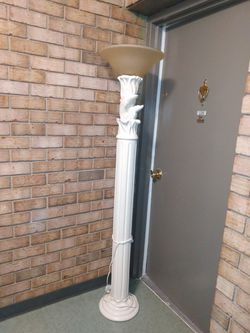 Tall Ceramic Vintage Floor Lamp for Sale in Alexandria,  VA