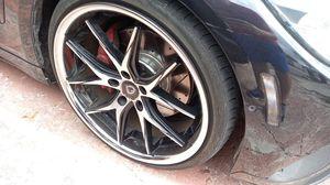 "20"" Lexani R12 staggered wheels for Sale in Hialeah, FL"