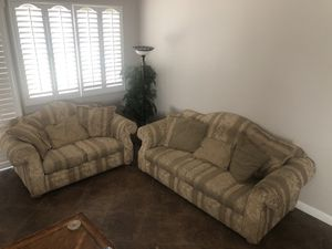 Sofa Set for Sale in Etiwanda, CA