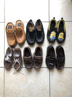 Boys shoe lot size 11 for Sale in Riviera Beach, FL