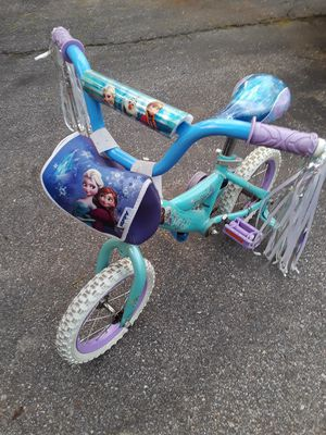 Bicycle frozen edition for Sale in Gaithersburg, MD
