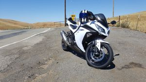 Part Out! 2013 Kawasaki Ninja 300 EXHAUST Only!! for Sale in Modesto, CA