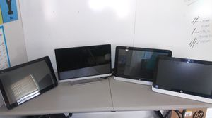 For Parts Only : 4 All in One Computers - $75 Firm for Sale in Winston-Salem, NC