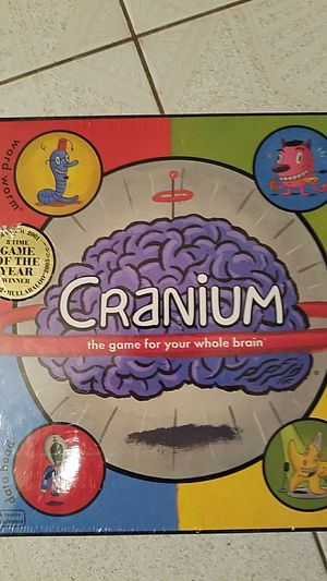 Cranium board game NEW for Sale in US