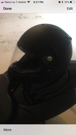 Bluetooth motorcycle helmet for Sale in Woodstock, GA