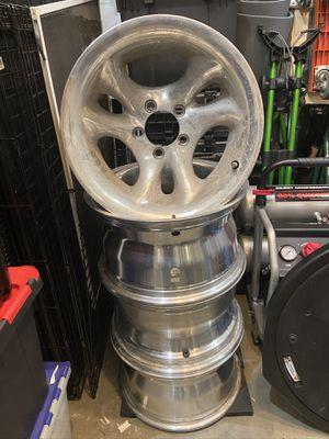 """American Racing 15x8"""" Wheels, Chome finish ($100 obo) for Sale in Seattle, WA"""