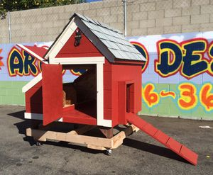 Chicken coop with delivery for Sale in Arroyo Grande, CA