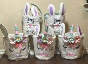 Easter baskets and eggs for Sale in Del Valle, TX